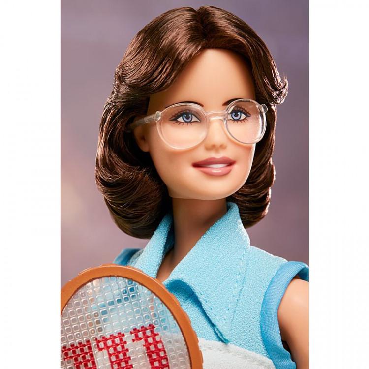 Лялька Барбі колекційна Біллі Джин Кінг Barbie Inspiring Women Billie Jean King Collectible Doll