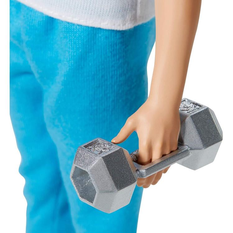 Кукла Кен в честь 60-летия Барби Barbie Ken 60th Anniversary Doll in Throwback Workout Look