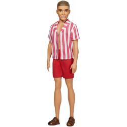 Кукла Кен в честь 60-летия Барби Barbie Ken 60th Anniversary Doll in Throwback Beach Look
