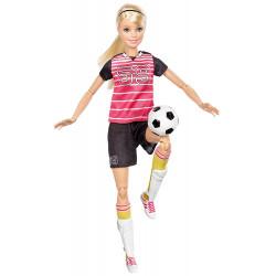 Кукла Барби Футболистка Я могу быть Barbie Careers Made to Move Soccer Player Doll, Blonde