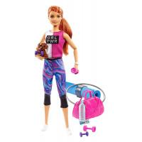 Кукла Барби Фитнес Barbie Fitness Doll