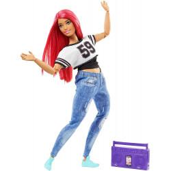 Кукла Барби Танцовщица Безграничные Движения Barbie Made to Move Dancer Doll