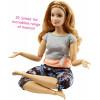 Барбі Йога рухайся як я Barbie Made to Move Barbie Doll, Curvy