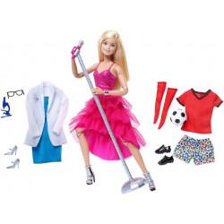 Кукла Барби Безграничные Движения с аксеcсуарами Barbie Made to Move Doll with Fashion Accessories