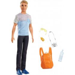 Кукла Кен Путешествие Barbie Travel Ken Doll