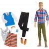 Кукла Кен Путешествие с набором одежды Barbie Pink Passport Ken Fashion Doll Gift Set