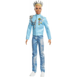 Кукла Кен Принц приключение принцессы Барби Barbie Princess Adventure Prince Ken Doll