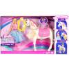 Кукла Барби Приключение принцессы и Мерцающая интерактивная лошадка Barbie Princess Adventure Doll and Prance & Shimmer Horse
