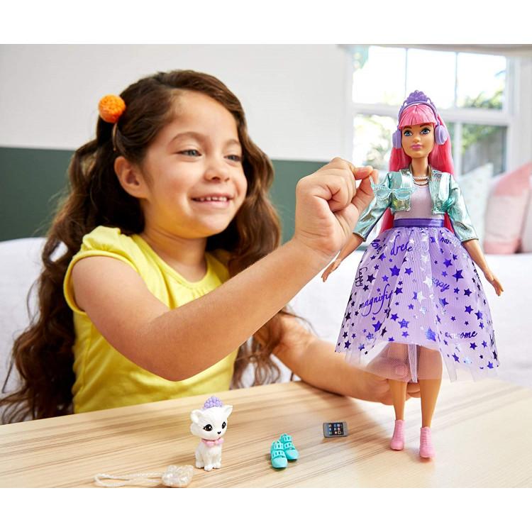Лялька Барбі Пригоди принцеси Дейзі Barbie Princess Adventure Daisy Doll