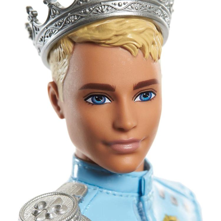 Лялька Кен Принц Пригоди принцеси Барбі Barbie Princess Adventure Prince Ken Doll