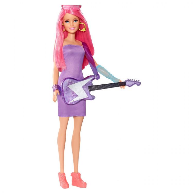 Кукла Барби Рокерша Гитарист Barbie and The Rockers Doll and Fashions Giftset