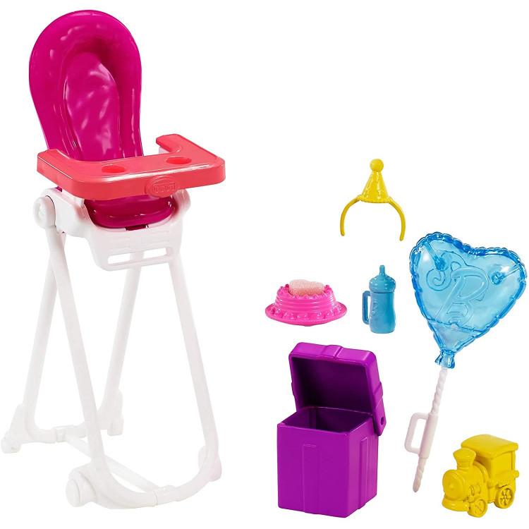 Кукла Барби Кормление Скиппер Няня с малышом Barbie Skipper Babysitters Inc. Playset Babysitting, Color-Change Baby Doll