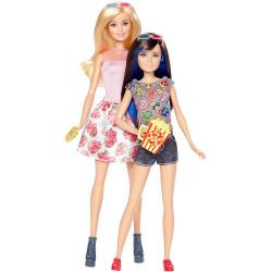 Набор кукол Барби и Скиппер Barbie Sisters Barbie & Skipper Dolls