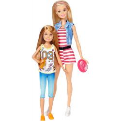 Набор кукол Барби и Стейси Barbie Sisters Barbie & Stacie Dolls