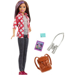 Кукла Барби Скиппер Путешественница Barbie Travel Skipper Doll
