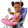 Барбі Скіппер няня Прогулянка Barbie Skipper Babysitters Inc. Stroller Doll and Playset