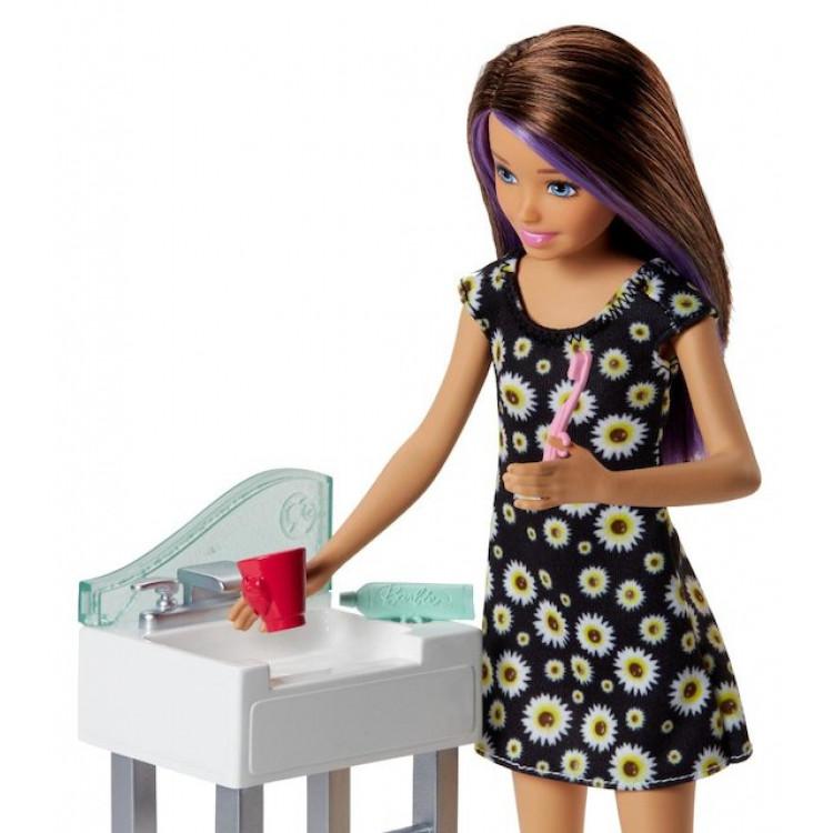 Барбі Скіппер няня Привчання до горщика Barbie Skipper Babysitters Inc. Potty Training Doll and Playset