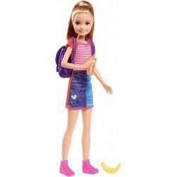 Лялька Барбі Стейсі смузі Barbie Team Stacie Doll Smoothie Playset