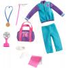 Ігровий набір Барбі Стейсі гімнастка Barbie Team Stacie Doll Gymnastics Playset with Accessories
