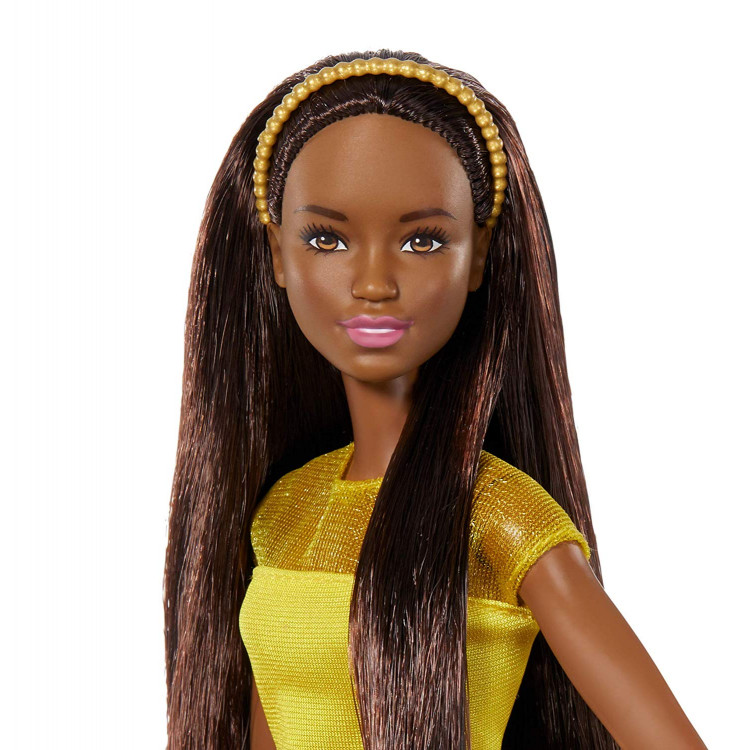 Кукла Барби Роскошные локоны Barbie Ultimate Curls Doll, Brunette