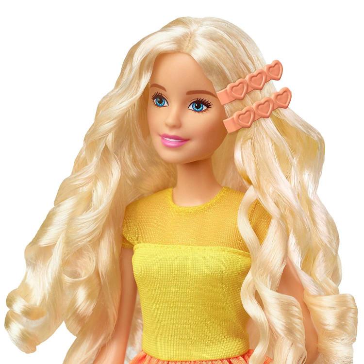 Барбі Розкішні кучері Barbie Ultimate Curls Doll, Blonde