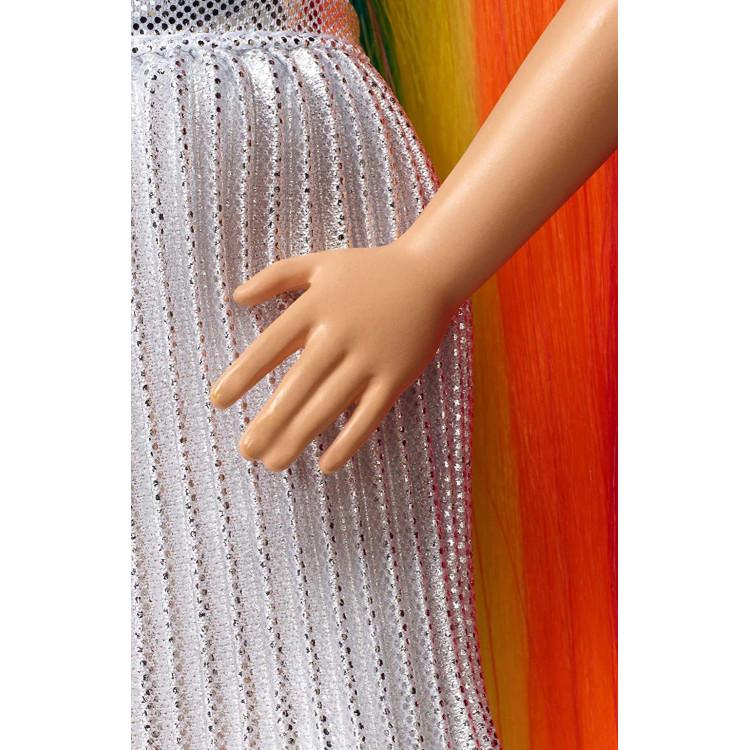 Барбі Райдужне сяйво волосся Barbie Rainbow Sparkle Hair Doll, Blonde