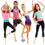 Барби Безграничные Движения - Barbie Made To Move