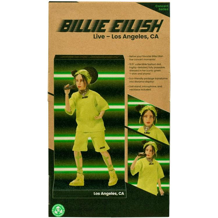Лялька колекційна Біллі Айліш Billie Eilish LA Live Fashion Doll