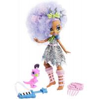Кукла Бешли и питомец Пещерный клуб Cave Club Bashley Doll with Snare Dinosaur Pet