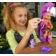 Кукла Роарелей и питомец Феррелл Пещерный клуб с неоновой прядью Cave Club Roaralai Doll with Ferrell Dinosaur Pet & neon-bright hair