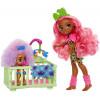 Игровой набор Детская комната c куклой Фернесса Пещерный клуб Cave Club Wild About Babysitting Playset with Fernessa & Furrah Dolls