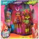 Набор кукол Роарелей, Фернесса и Телла Пещерный клуб Cave Club Tella, Roaralai, and Fernessa First Friends Set