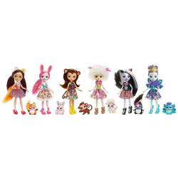 Набір з шести ляльок Enchantimals 6 Pack Collection Dolls