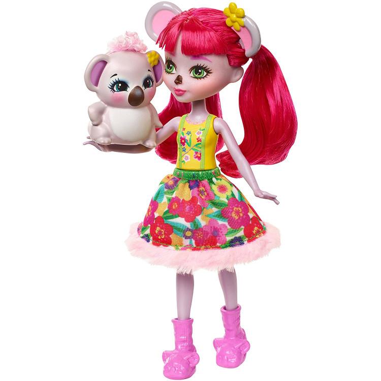 Кукла Коала Карина и Дэб Enchantimals Karina Koala Doll with Dab