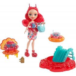Кукла Краб Камео и Челси Enchantimals Cameo Crab Doll with Chelsea
