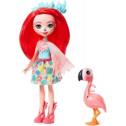 Кукла Фламинго Фэнси и Свош Enchantimals Fanci Flamingo & Swash Dolls