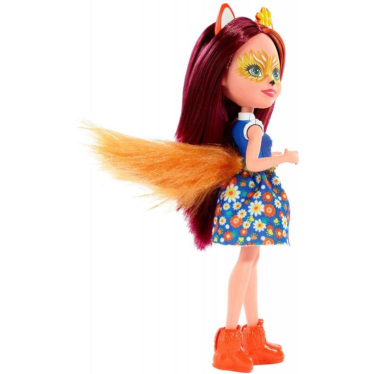 Лялька Лисичка Фелісіті та Флік Enchantimals Felicity Fox Doll with Flick 2
