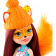 Игровой набор Рождественские сани Лисички Фелисити Enchantimals Snowtastic Sled Set with Felicity Fox Doll