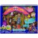 Игровой набор Детский сад для животных с куклой Лошадка Хайди Enchantimals Barnyard Nursery Playset with Haydie Horse Doll