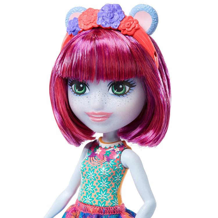 Кукла Бегемотик Хедда и Лейк Enchantimals Hedda Hippo Doll with Lake
