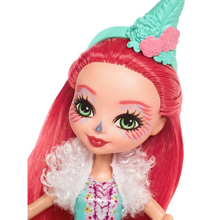 Игровой набор Праздник фламинго Enchantimals Let's Flamingle Dolls and Playset