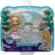 Ігровий набір з сюрпризом Сім'я полярної сови Одель Enchantimals Family Toy Set with Odele Owl Doll