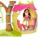 Игровой набор Лесной домик панды Enchantimals Panda Tree House Playset