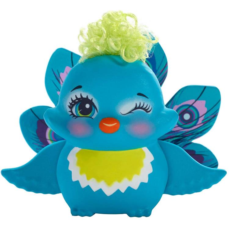 Кукла Павлина Пэттер и Флэп Enchantimals Patter Peacock Doll with Flap 2