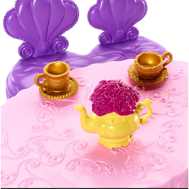 Ігровий набір Альтанка для чаювання Павліни Петтер Enchantimals Garden Gazebo Tea Party Playset with Patter Peacock Doll