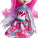 Лялька Лебідь Саффі та Пойс Enchantimals Saffi Swan Doll with Poise