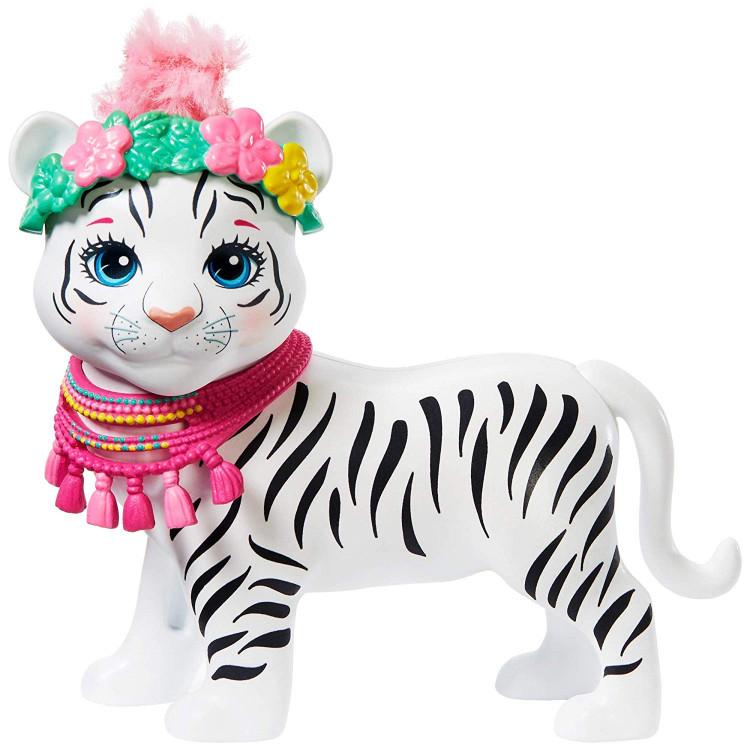 Кукла Тигра Тэдли и Китти Enchantimals Tadley Tiger doll with Kitty