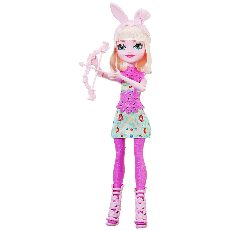 Кукла Банни Бланк Стрельба из лука Ever After High Bunny Blanc Archery Club Doll