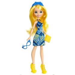 Лялька Блонді Локс назад до школи Ever After High Blondie Lockes Back to School Doll