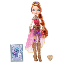 Кукла Холли О'Хара Игры драконов Ever After High Holly O'Hair Dragon Games Doll